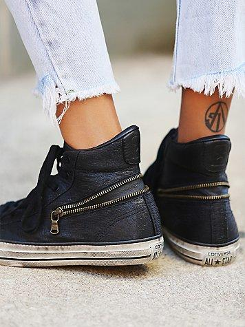Converse x John Varvatos Womens JV Back from Free People 7fd9a7068