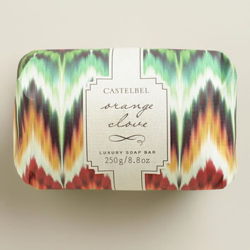 Castelbel Ikat Orange Clove Soap - World Market