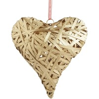Heart of Gold Ornament