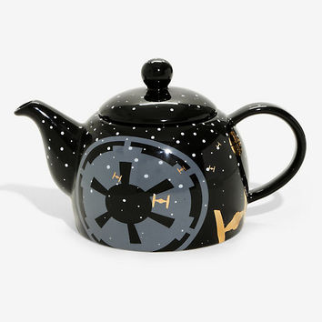 Star Wars Black & Gold Empire Teapot
