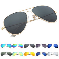 FOENIXSONG Brand Polarized Aviator Sunglasses