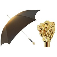 Pasotti Gold Leo Umbrella