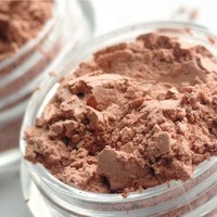 NUDE - Mineral Eyeshadow Mineral Makeup - Pure & Natural Mineral Eye Color Pigment - Noella Beauty Works