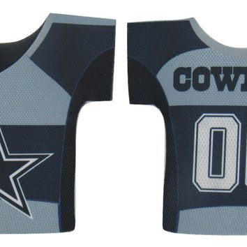 Dallas Cowboys All In One Neoprene Pro Jersey Can & Bottle Insulator 2-Pack