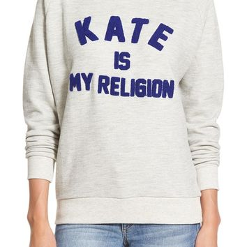 ELEVENPARIS 'Kate is My Religion' Pullover | Nordstrom