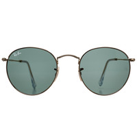 Ray-Ban - RB3447 Round Metal Sunglasses