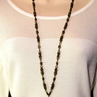 Lanyard - Handcrafted Byzantine Chain and Celtic Beads