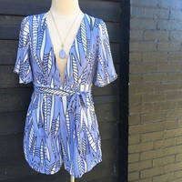 """The Brooklyn"" Romper"