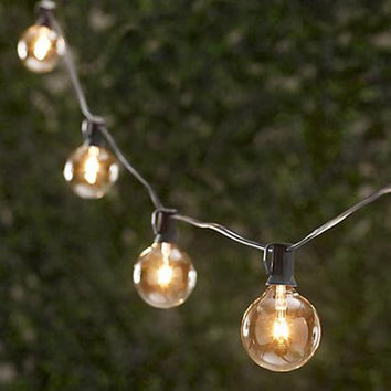 Clear Party String Lights (100ft-100 Sockets)
