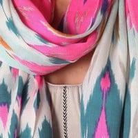 Matthew Williamson Chevron Scarf | SHOPBOP