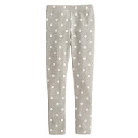 Girls' everyday leggings in polka dot - AllProducts - sale - J.Crew