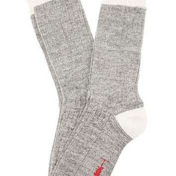 Sitka Socks Woolies Two Pack Grey