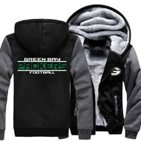 Green Bay Packers Fleece Jacket