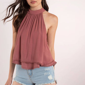All Dolled Up Sleeveless Top