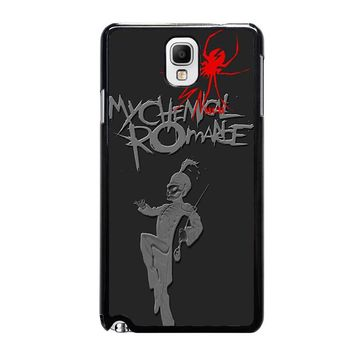 MY CHEMICAL ROMANCE BLACK PARADE 2 Samsung Galaxy Note 3 Case Cover