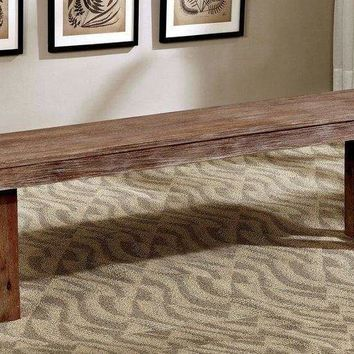 Lidgerwood Cottage Bench, Natural Tone