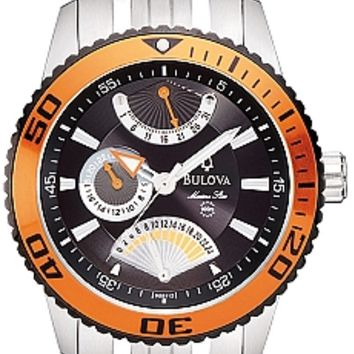 Bulova Men's Marine Star Watch 98B112