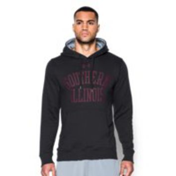 Under Armour Men's Southern Illinois UA Rival Fleece Hoodie
