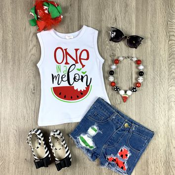 RTS One In A Melon 2pc Set D14