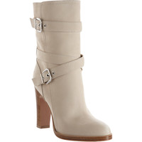 Gianvito Rossi Mid-Calf Motorcycle Boot at Barneys.com