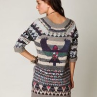 Free People Eagle Fairisle Tunic at Free People Clothing Boutique