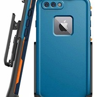 "Belt Clip Holster for LIFPR00F FRE - iPhone 7 Plus 5.5"" (case not included) (By Encased)"