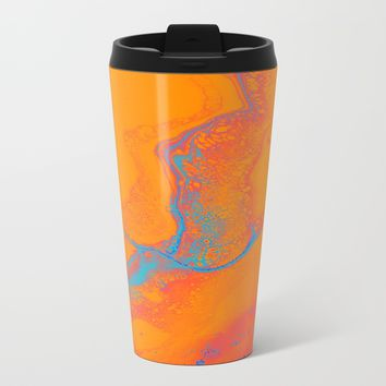 Dare You Metal Travel Mug by DuckyB