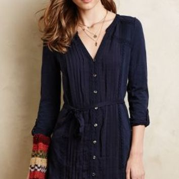 Rae Pintuck Tunic by Meadow Rue