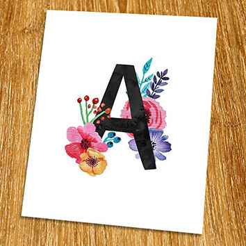 Shop Monogram Room Decor On Wanelo