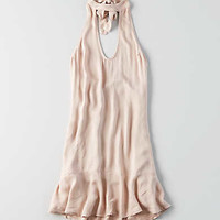 Don't Ask Why Ruffled Bottom Dress, Just Rosey