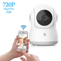 Wireless Baby Monitor Security Camera with Night Vision