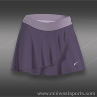 nike womens tennis skirt, Nike Ruffle Knit Skirt 541083-566