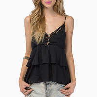 Damsel Not In Distress Top $29