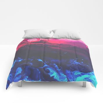 Empath Comforters by DuckyB