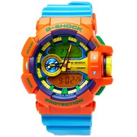 Casio G-Shock GA-400-4A Crazy Colour Watch