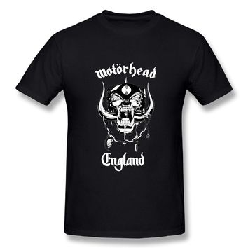 Motorhead Mens Fashion Short Sleeve Tee