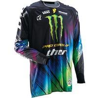 Thor Motocross Core Pro Circuit Jersey Alternate Images - Mobile Motorcycle Superstore