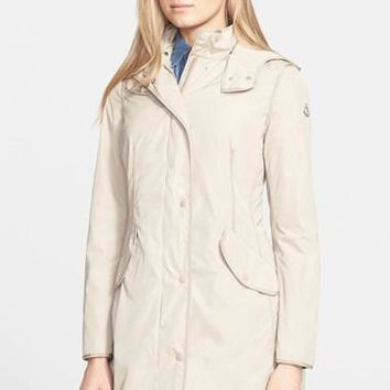 Women's Moncler 'Argelia' Hooded Anorak