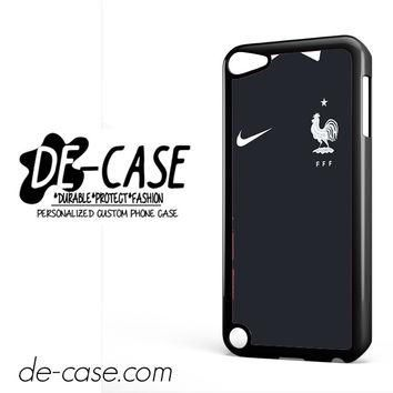 France Soccer Jersey For Ipod 5 Ipod Touch 5 Case Phone Case Gift Present YO