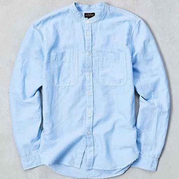 CPO Banded Collar Two Pocket Shirt