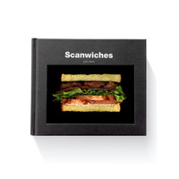 Scanwiches Book - Signed