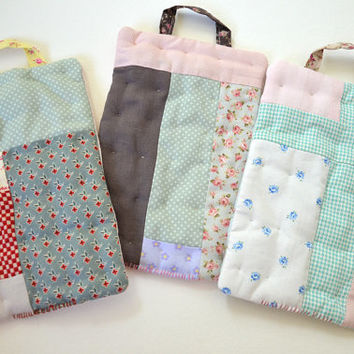 Pot Holders  / Quilted Pot Holders