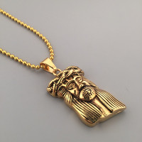 New Arrival Gift Stylish Shiny Jewelry Hot Sale Fashion Hip-hop Club Necklace [6542785091]