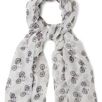 ModCloth It's a Cycle Scarf