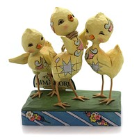 Jim Shore Hooray For Spring Easter & Spring Figurine