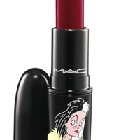 MAC amplified creme lipstick HEARTLESS ~Venomous Villains Collection