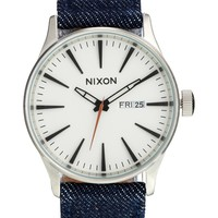 Nixon Denim Strap Sentry Watch A105