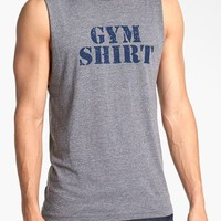 DiLascia 'Gym Shirt' Tank Top | Nordstrom