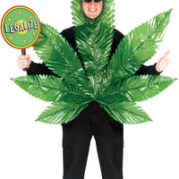 men's costume: ganja mon