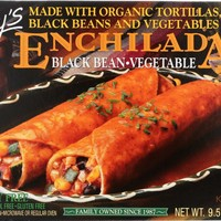 AMY'S: Black Bean Vegetable Enchilada, 9.5 Oz